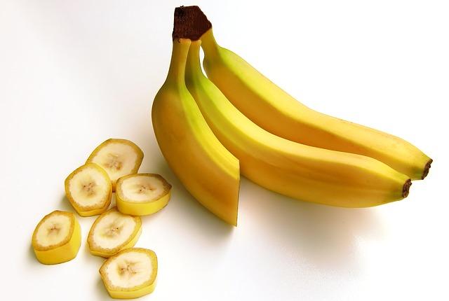 栄養豊富なバナナ