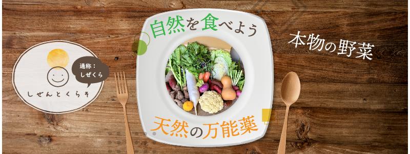 固定種・在来種・無農薬野菜と「安心・安全」を見定めた食品をまとめました